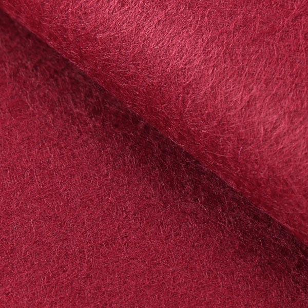 Plaque de feutre 1mm, 20 x 30 cm – rouge bordeaux
