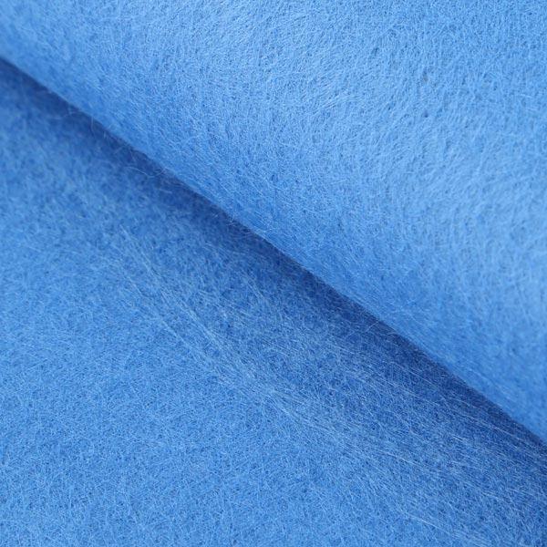 Plaque de feutre 1mm, 20 x 30 cm – bleu