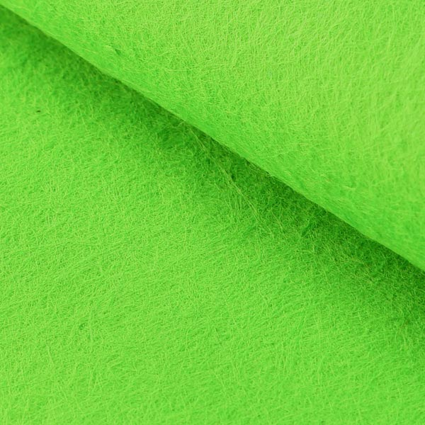 Filzplatte 1mm, 20 x 30 cm – grasgrün