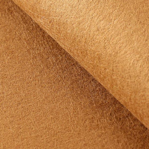 Plaque de feutre 1mm, 20 x 30 cm – marron moyen