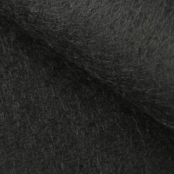 Filzplatte 1mm, 20 x 30 cm – schwarz