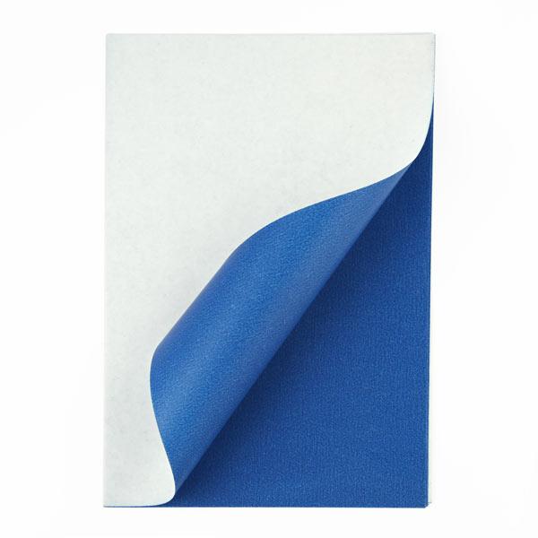 Kopierpapier, blau