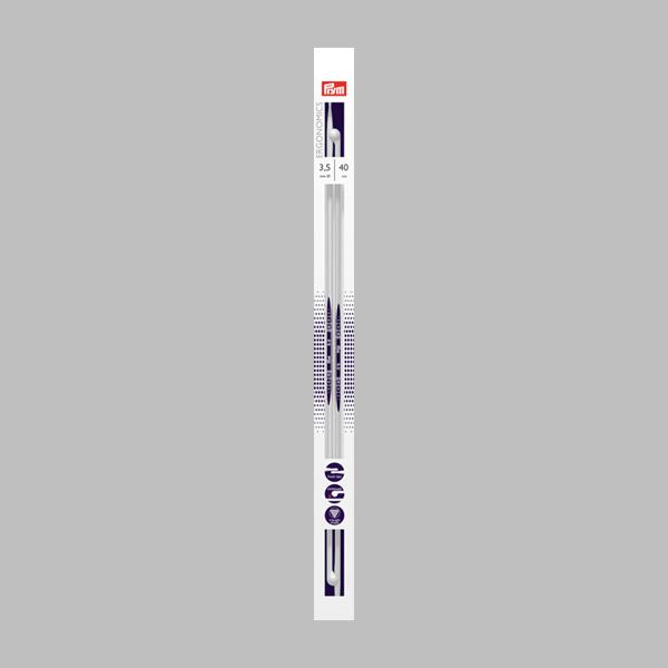 3,5|40 cm Jackenstricknadel Ergonomics | Prym