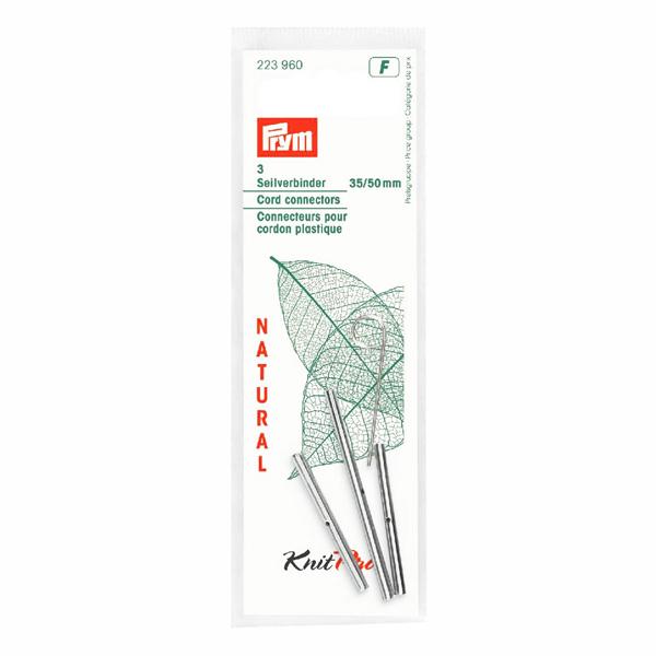 35x50 mm Connecteur de câble NATURAL | Prym