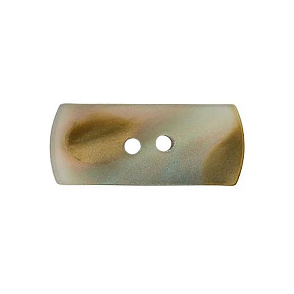 Bouton à bascule 2 trous [ Ø18 mm ] – marron clair
