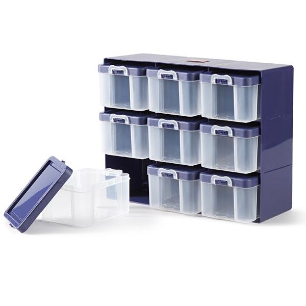 Sortierkasten mit 9 Boxen | Prym