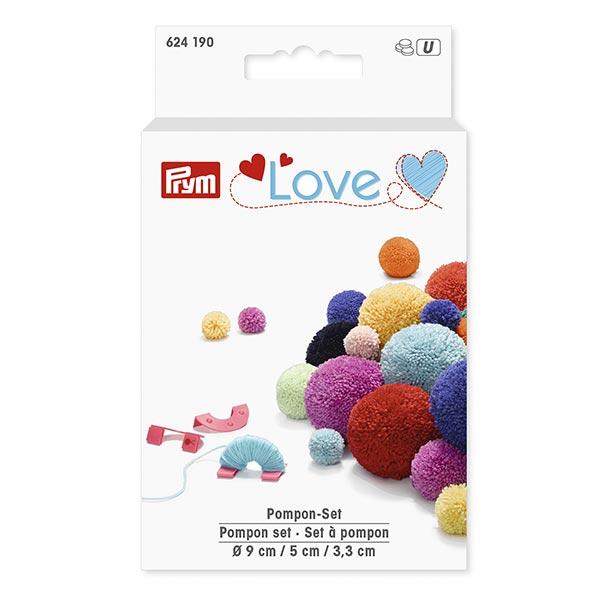 Pompon-Maker Set| Prym Love