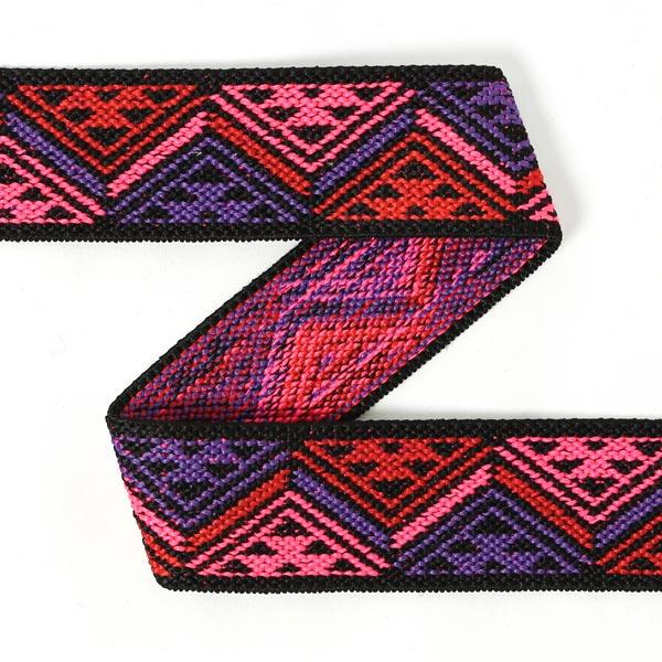 Élastique de couleur Triangle - rose | Prym