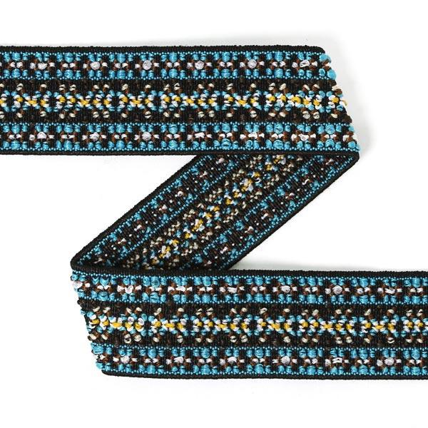 Élastique de couleur Motif - turquoise | Prym