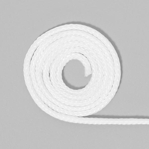 Cordon de rideau, 1 mm – blanc | Gerster