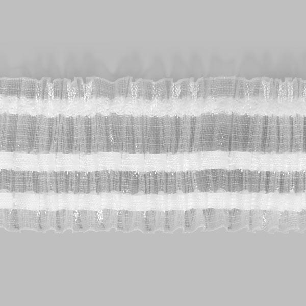 Bande plissée 50 mm – transparent | Gerster