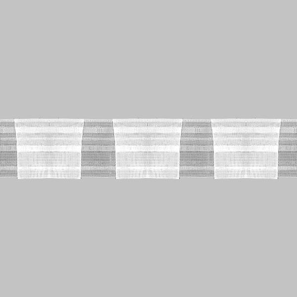 Flachfaltenband 1:2,5 (50mm) transparent | Gerster