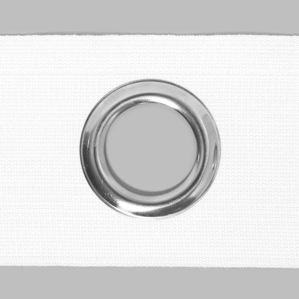 Ösenband, 100 mm – weiss | Gerster