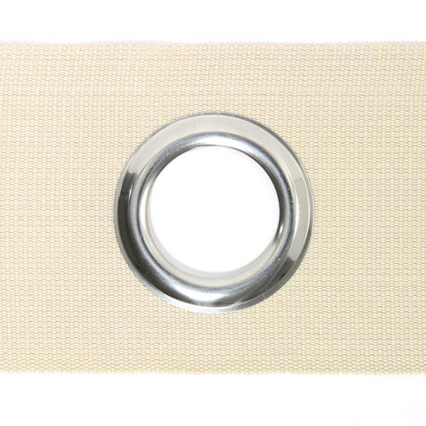 Bande à œillets, 100 mm – beige | Gerster