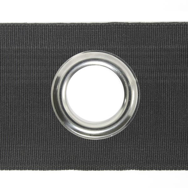Bande à œillets, 100 mm – anthracite | Gerster