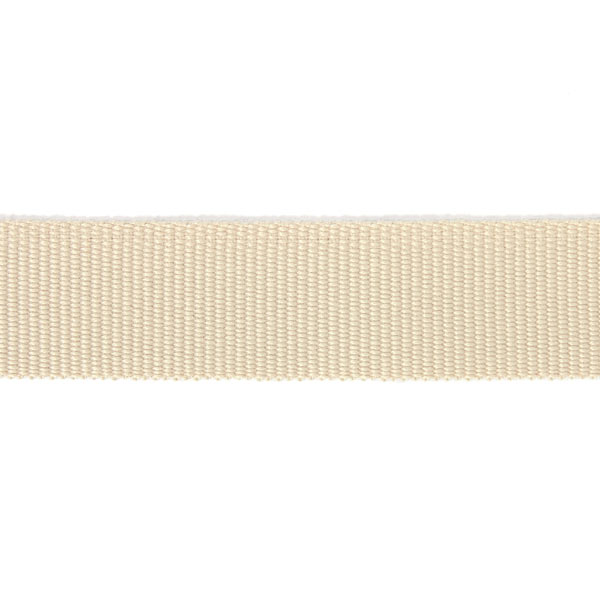 Ruban de reps, 26 mm – beige | Gerster