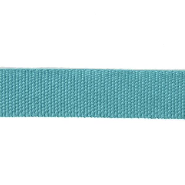 Ruban de reps, 26 mm – turquoise | Gerster