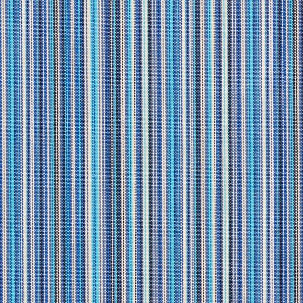 Tissu d'extérieur Stores Sineu – bleu