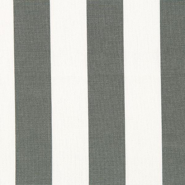 Tissu d'extérieur Stores Rayures Toldo – blanc/gris
