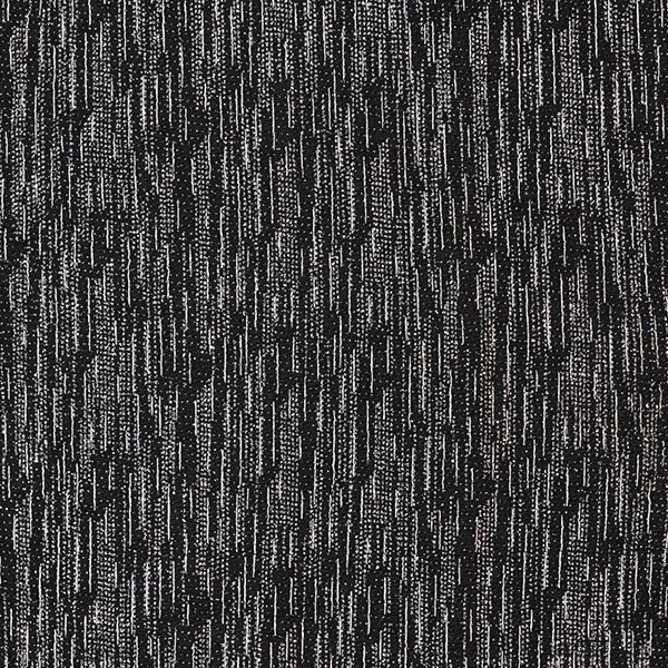 Jersey Pluie scintillante – argent/noir