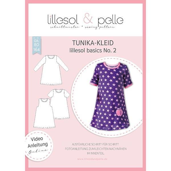 Robe tunique, Lillesol & Pelle No. 2 | 80 - 164