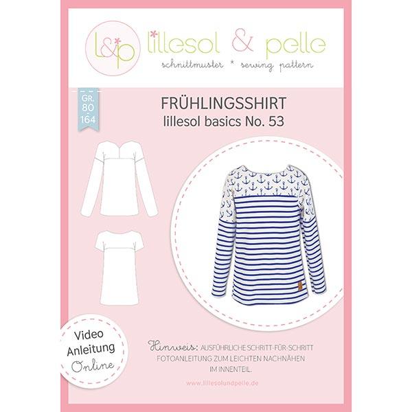 Haut printanier, Lillesol & Pelle No. 53 | 80 - 164