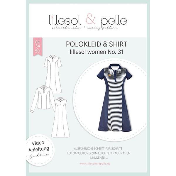 Robe et haut Polo, Lillesol & Pelle No. 31   34 – 50