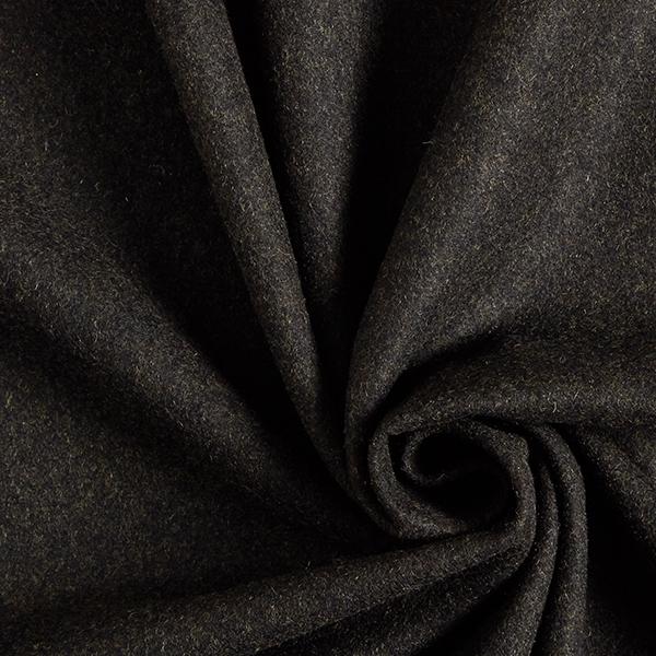 Tissu pour manteau Mélange de laine Devon – anthracite