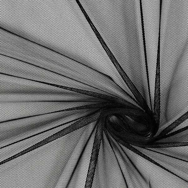 Soft Mesh – schwarz