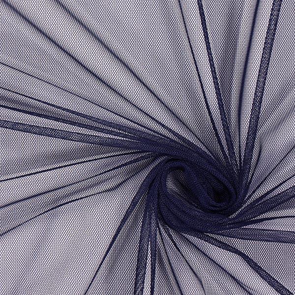 Soft Mesh – marineblau