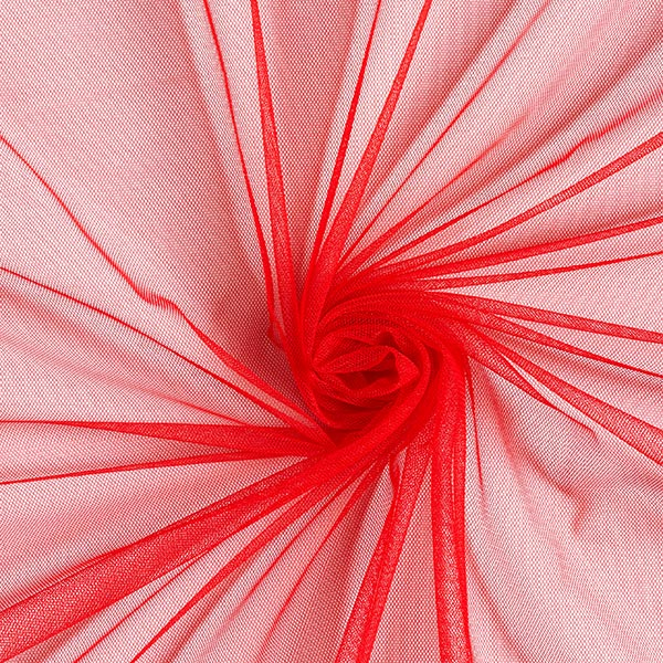 Soft mesh – rouge
