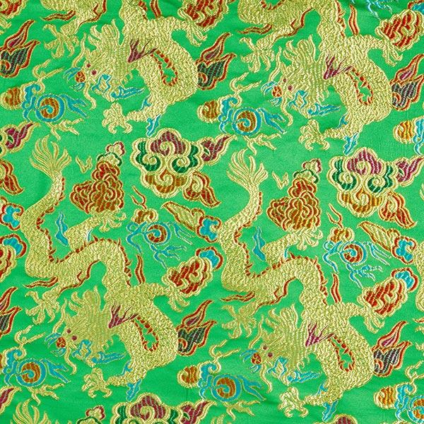 Jacquard Dragon – vert