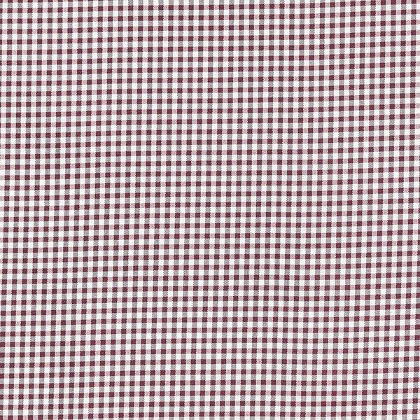 Tissu de doublure Motif carreaux – rouge bordeaux