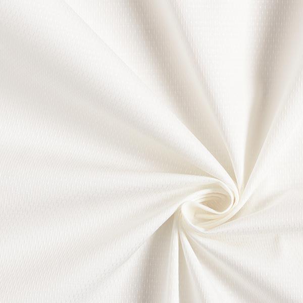 Tissu pour chemise Petits points tissés – écru