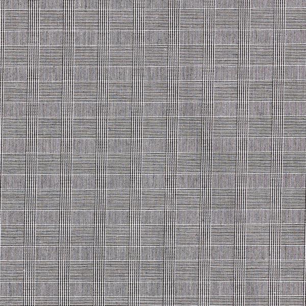 Tissu pour chemise Prince de Galles – gris foncé