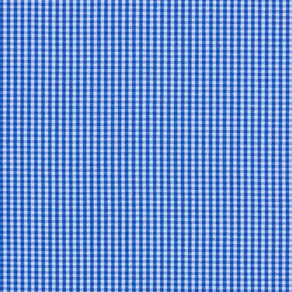 Tissu pour chemise Carreaux Vichy – bleu roi