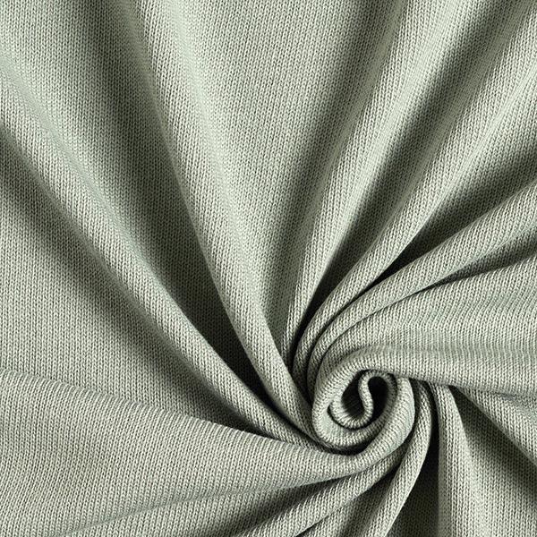 Tricot pur coton moyen – roseau