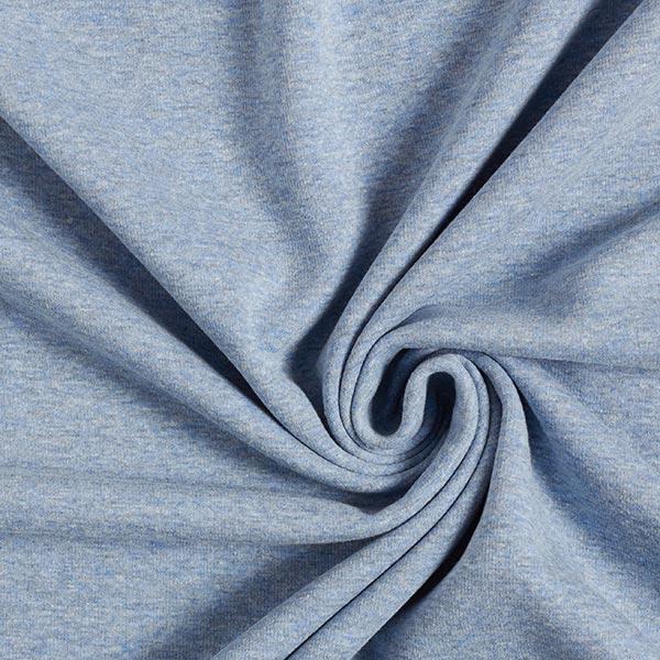 Polaire alpin Sweat douillet Chiné – bleu clair