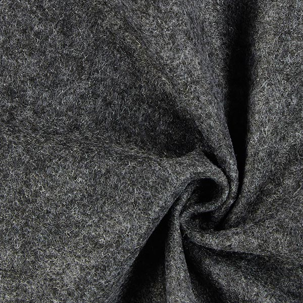 Filz 100cm / 1mm stark – grau