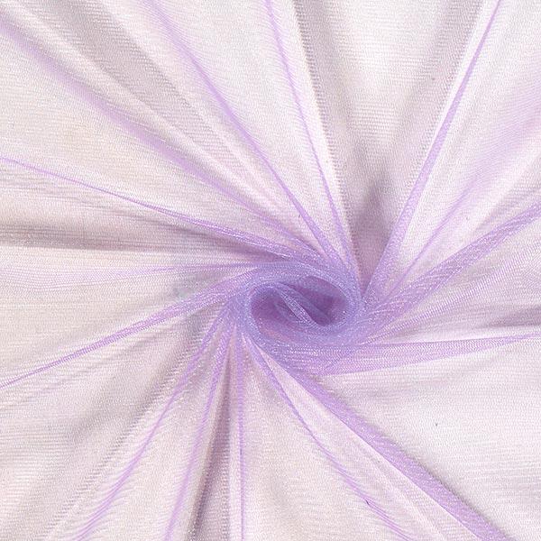 Tulle scintillant – lilas pastel