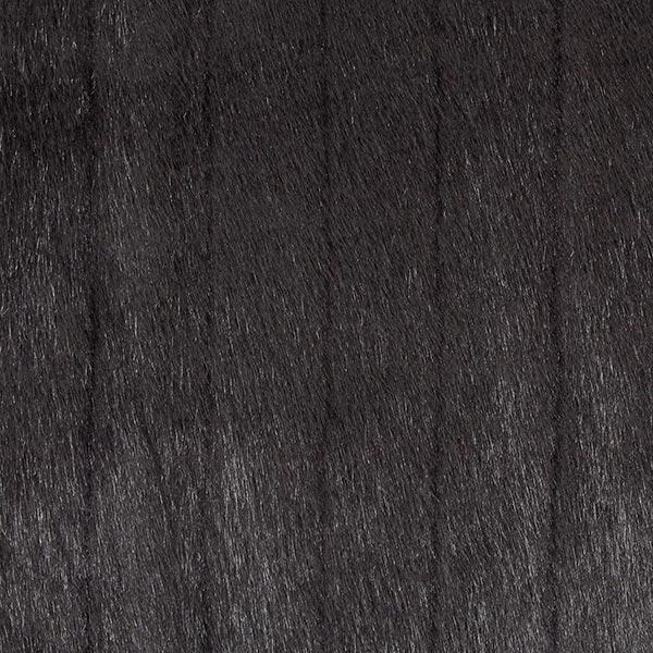 Kunstfell Hase 1 – schwarz