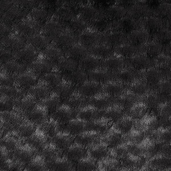 Fourrure synthétique Lapin 2 – noir