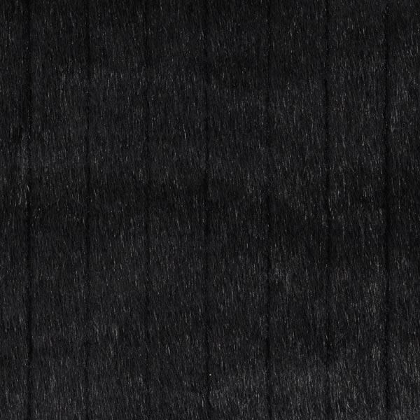 Kunstfell Jolipel – schwarz
