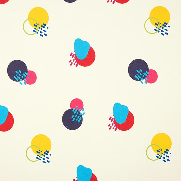 Sweatshirt Kreise & Punkte | Kathastrophal – wollweiss