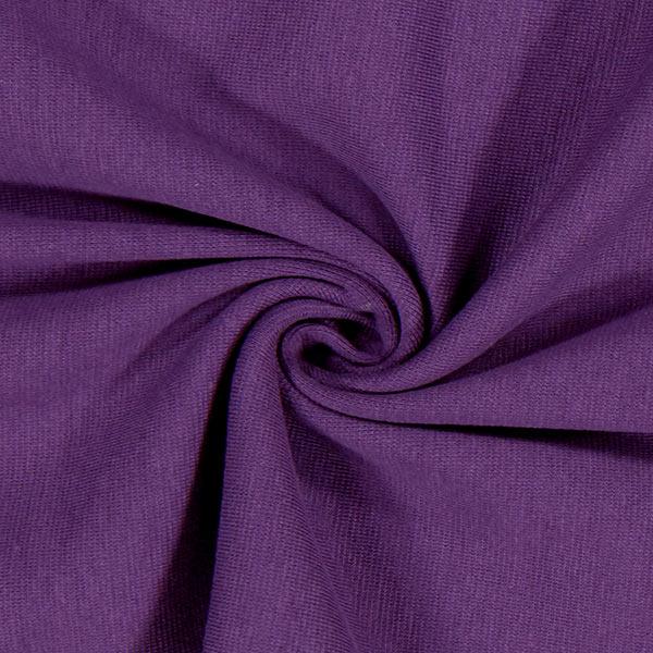 Bord-côté lisse bio – lilas