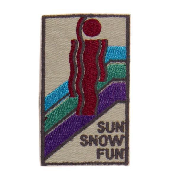 Sun Snow Fun 1