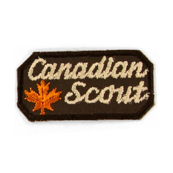 Applikation Canadian Scout 2