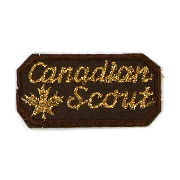 Canadian Scout 3