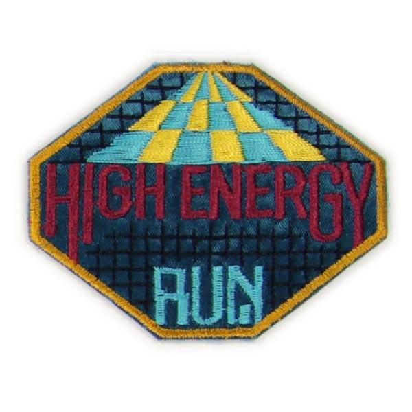 HIGH ENERGY RUN 8