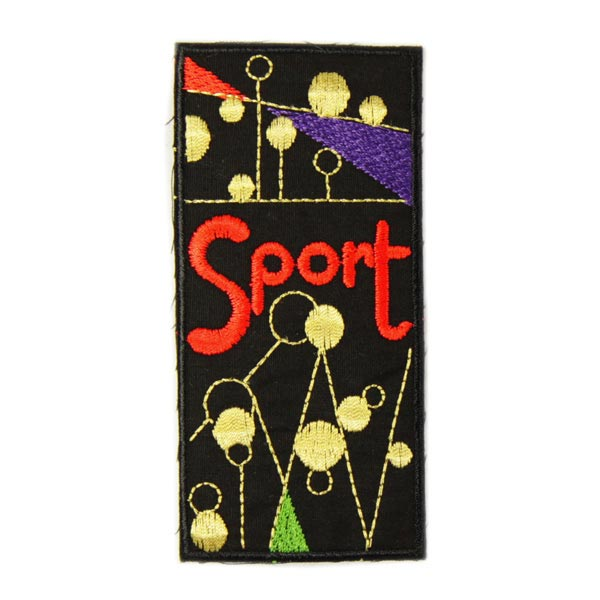 Sport Applique 21